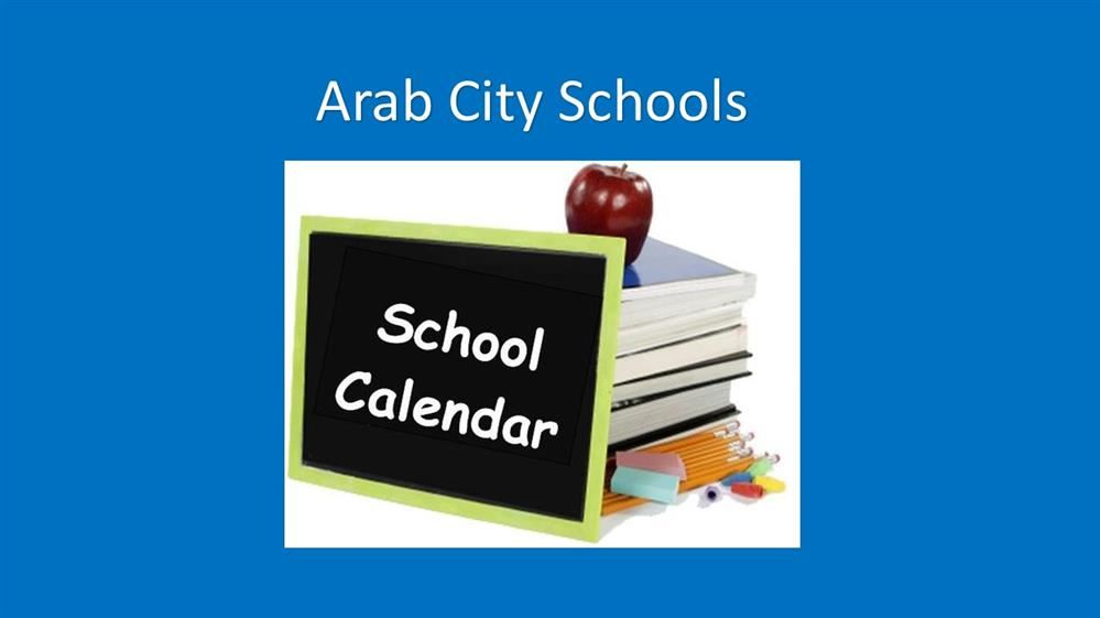 Arab City School Academic Calendars through 2022